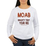 Moab Women's Long Sleeve T-Shirt