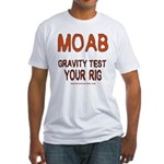 Moab Fitted T-Shirt