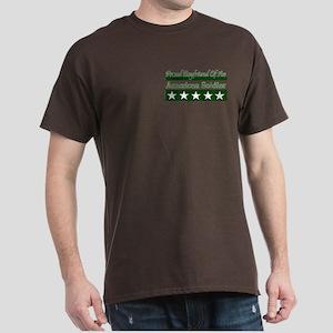 Boyfriend American Soldier Dark T-Shirt