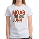 MOAB TEST Women's T-Shirt