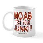 MOAB TEST Mug