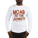 MOAB TEST Long Sleeve T-Shirt