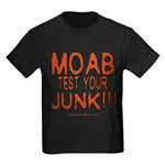 MOAB TEST Kids Dark T-Shirt
