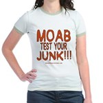 MOAB TEST Jr. Ringer T-Shirt