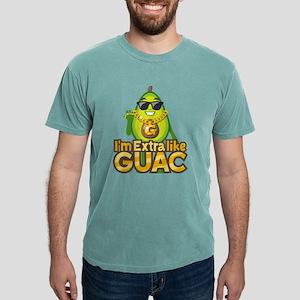 Emoji Avocado Extra Like Mens Comfort Colors Shirt