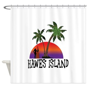 Haw Shower Curtains