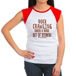 HUGE STONES Women's Cap Sleeve T-Shirt