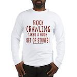HUGE STONES Long Sleeve T-Shirt