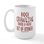 HUGE STONES Large Mug