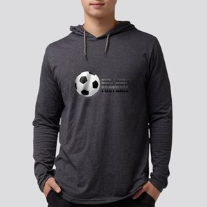Kosovo Football Long Sleeve T-Shirt