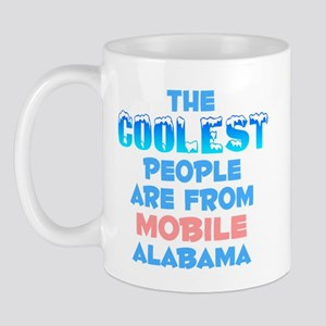Coolest: Mobile, AL Mug