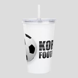 Korea Football Acrylic Double-wall Tumbler