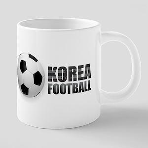Korea Football Mugs