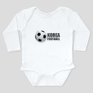 Korea Football Body Suit