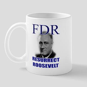 Resurrect Roosevelt Mug
