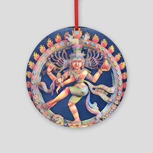 Nadarajah 6 Merchandise Round Ornament