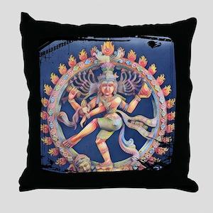Nadarajah 6 Merchandise Throw Pillow