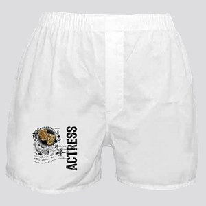 Actress Alchemy Collage Boxer Shorts