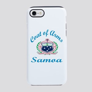 Coat Of Arms Samoa Country D iPhone 8/7 Tough Case