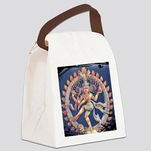Nadarajah 6 Merchandise Canvas Lunch Bag