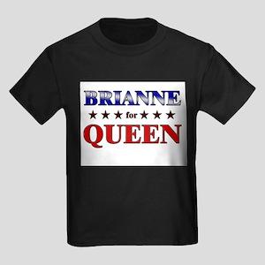 BRIANNE for queen Kids Dark T-Shirt