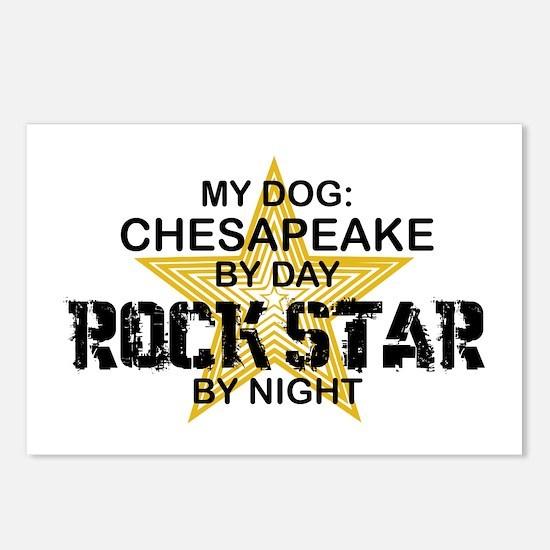 Chesapeake RockStar Postcards (Package of 8)