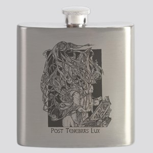 Light After Darkness - Post Tenebras Lux Flask