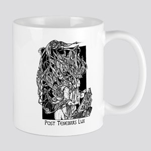 Light After Darkness - Post Tenebras Lux Mugs