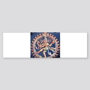 Nadarajah 6 Merchandise Bumper Sticker