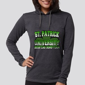 St. Patrick University Irish Car Bomb Team Long Sl