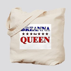 BREANNA for queen Tote Bag