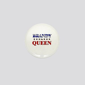 BRANDY for queen Mini Button