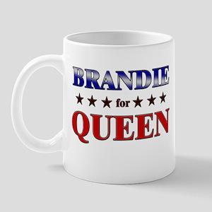 BRANDIE for queen Mug