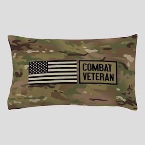 Military: Combat Veteran (Camo) Pillow Case