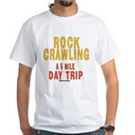 DAY TRIP White T-Shirt