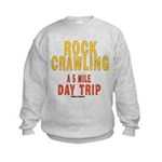 DAY TRIP Kids Sweatshirt