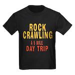 DAY TRIP Kids Dark T-Shirt