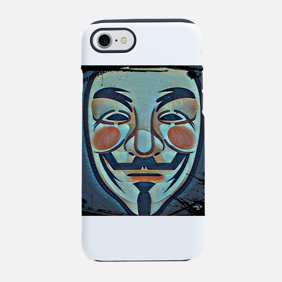 V For Vendetta 8 Merchandise iPhone 8/7 Tough Case