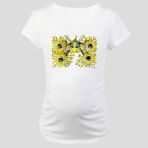 Killer Bee @ eShirtLabs.Com Maternity T-Shirt