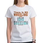 SNOW WHEELING Women's T-Shirt