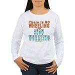 SNOW WHEELING Women's Long Sleeve T-Shirt