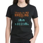 SNOW WHEELING Women's Dark T-Shirt