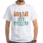 SNOW WHEELING White T-Shirt