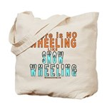 SNOW WHEELING Tote Bag
