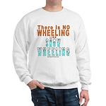 SNOW WHEELING Sweatshirt