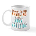 SNOW WHEELING Mug
