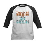 SNOW WHEELING Kids Baseball Jersey