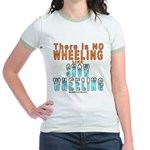 SNOW WHEELING Jr. Ringer T-Shirt