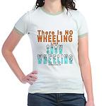 SNOW WHEELING Jr. Ringer T-Shirt
