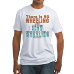 SNOW WHEELING Fitted T-Shirt